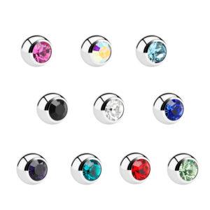 Piercing-balls