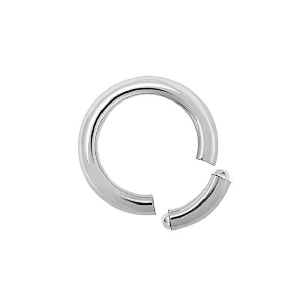 segment piercing ring