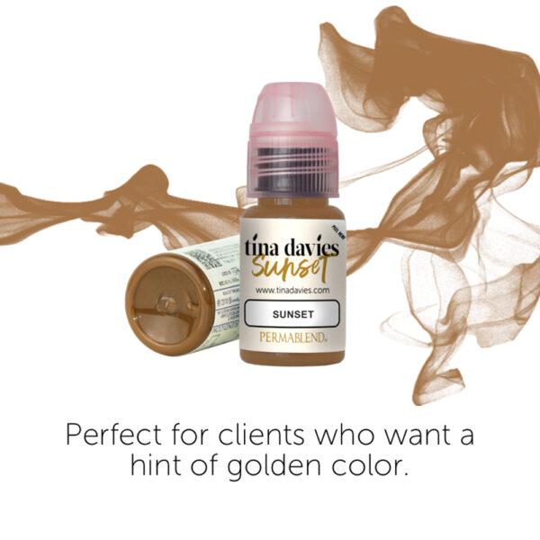 Tina Davies - I Love Ink Sunset Pigment Collection