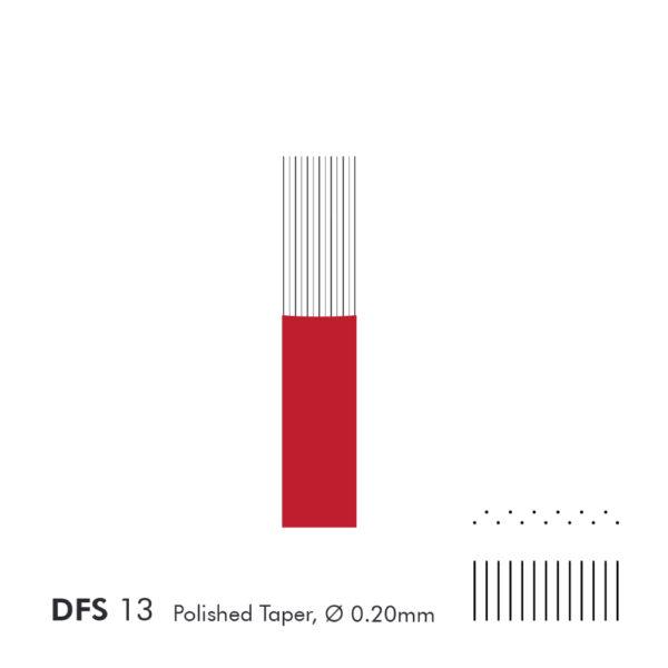Microblade needles DFS 13
