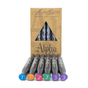 Alpha-Betts-Markers