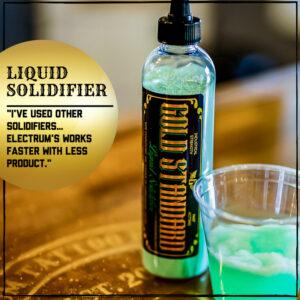 Electrum Gold Liquid Solidifier